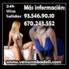 AS BELLAS CHICAS CON CUERPOS EXCITANTES…VENUS SABADELL