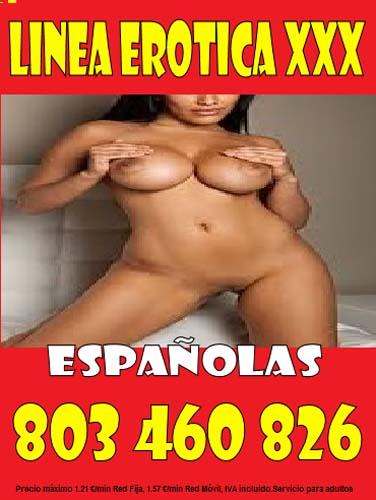 LINEA EROTICA 803 460 826, POLVOS POR TELEFONO SIN ESPERAS