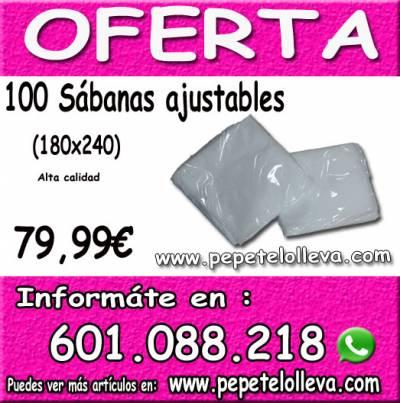 50 TOALLAS DESECHABLES 40X80 POR 14 € (ENVASE INDIVIDUAL)