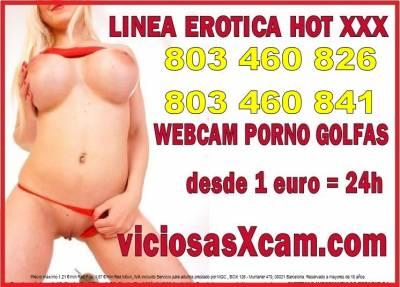 LINEA EROTICA CALIENTE 803 460 826, SEXO CAM Y VIDEOLLAMADA