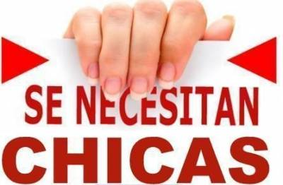 SELECCIONAMOS CHICAS PARA PLAZA O TURNO EN MADRID!!