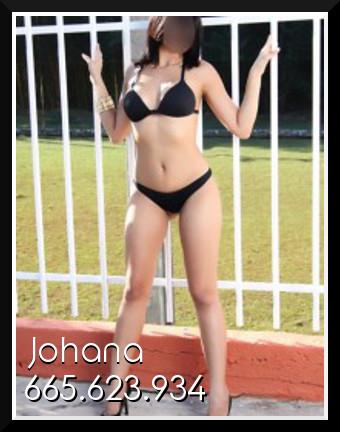 La Magia Sexy de Johana.