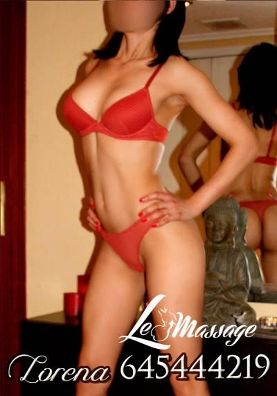 Lorena: Me dejo llevar por el instinto…