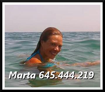 Marta, Española, Totalmente Natural
