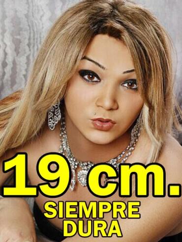 KARISSA 19CM ESPAÑOLA SEXO DURO