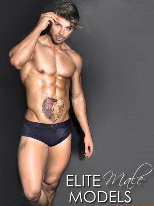 Damian, Elite Male Models Agencia de Acompañantes masculinos VIP