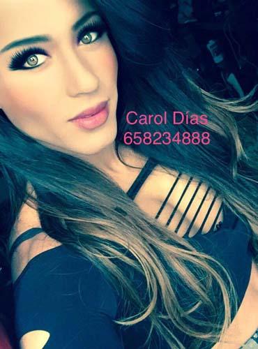 CAROL DIAS FIESTERA 24H