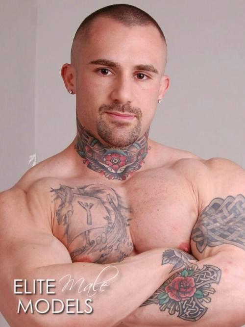 Carlos, Elite Male Models