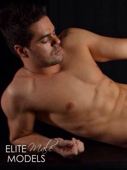 Marcus, Elite Male Models