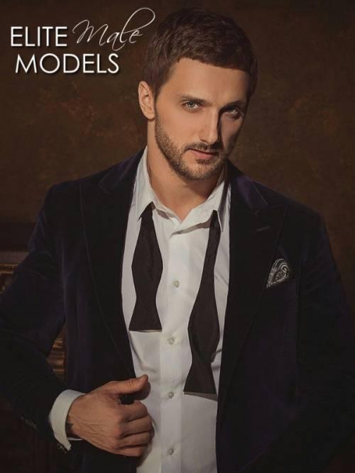 Jacob, Elite Male Models