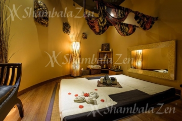 LET SEDUCE FOR THE PLEASURES OF THE BODY MASSAGE SHAMBALA ZEN