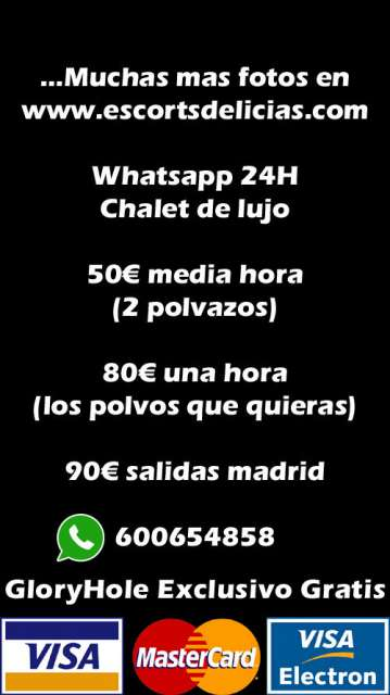 600654858 – 16 CHICAS DISPONIBLES 24H