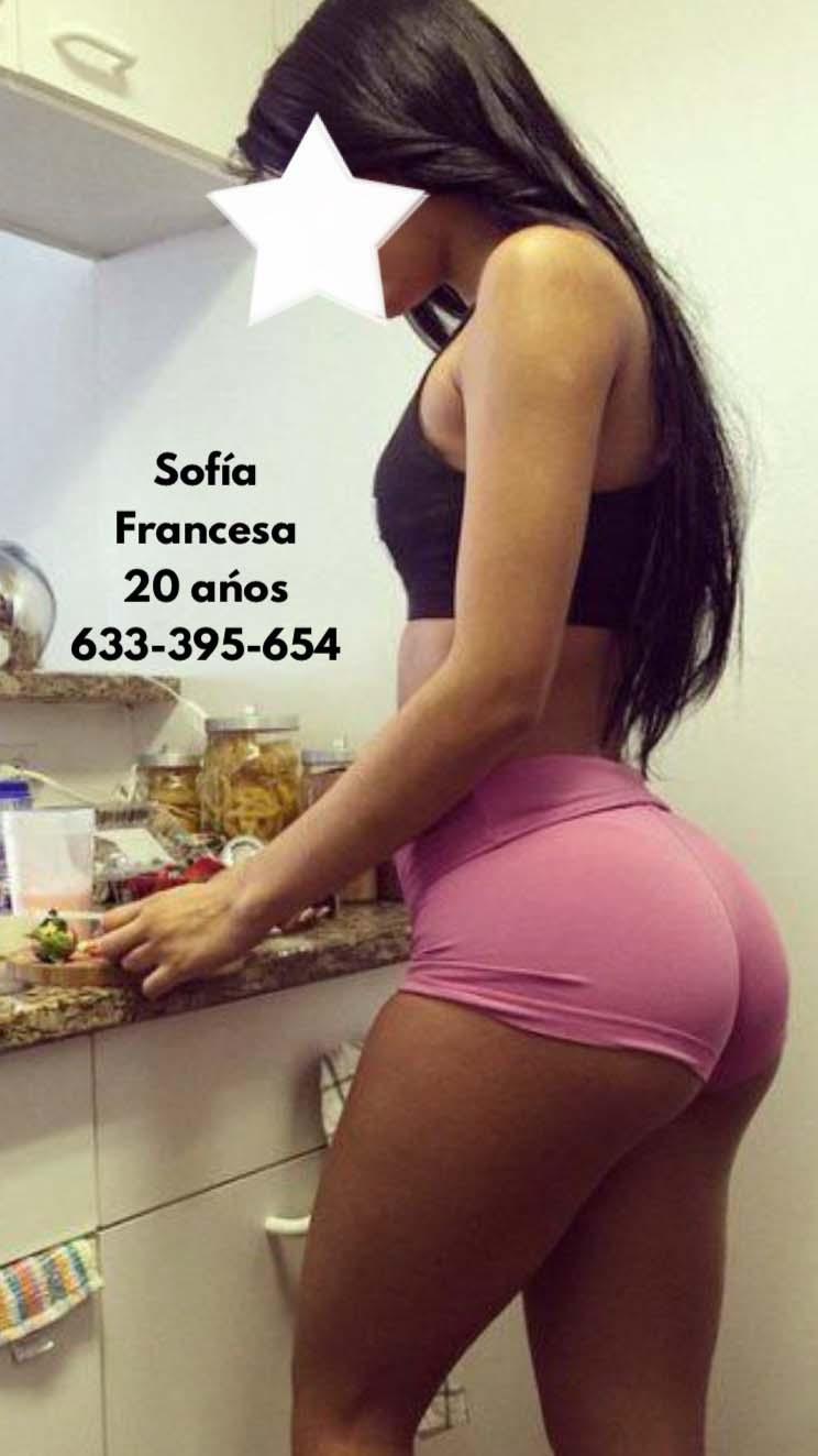 SOFIA FRANCESA_20 ANOS_ADORO EL SEXO A TODOS LOS NIVELES_2POLVOS 50€ FRANCE