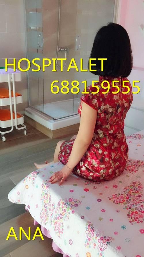 5 NUEVAS MASAJES ORIENTALES 25 EURO 1 HORA EN HOSPITALET