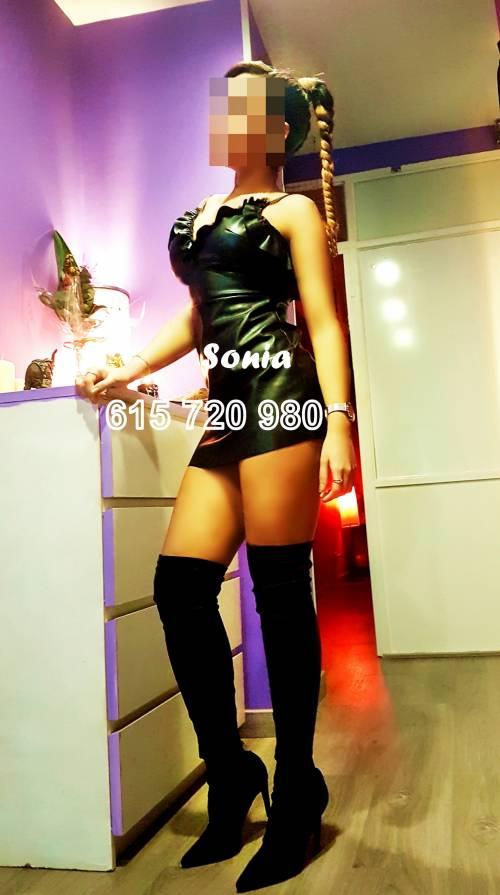 SONIA ESTUDIANTE DE ESTETICA DE 20 AÑOS *J12
