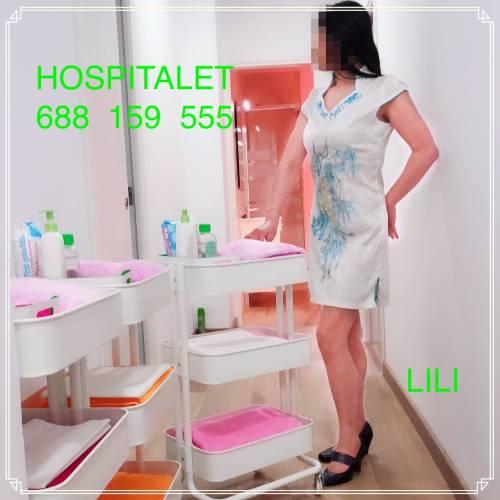 5 NUEVAS CHICAS ORIENTALES  25€ / 1 HORA ★688 159 555★EN HOSPITALET