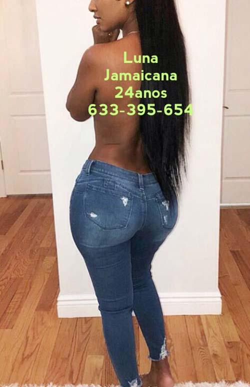 LUNA JAMAICANA GUARRILA TU NEGRITA CACHONDA_CORRETE EN MI BOCA