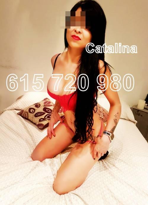 CATALINA, COLOMBIANA DE 23 AÑOS MUY MORBOSA