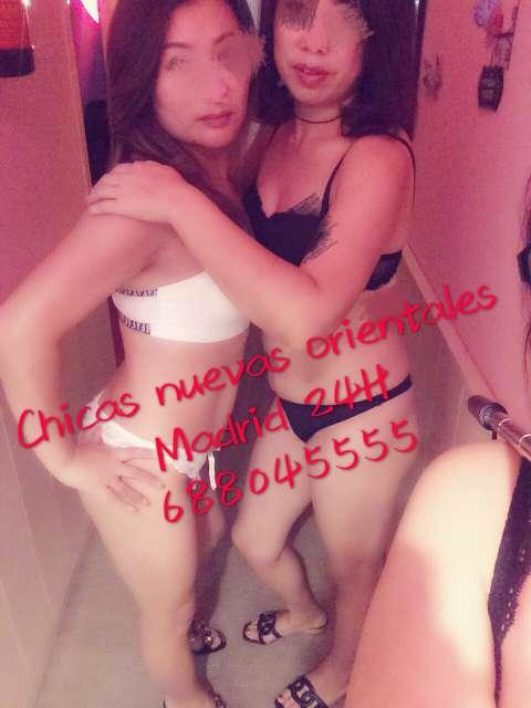 CHICAS NUEVAS ORIENTALES CHINAS MADRID – 688045555