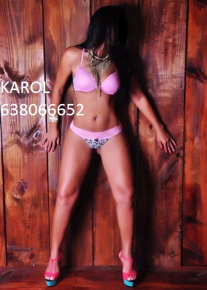 karol, morenita ardiente – desde 30 euritos 638066652
