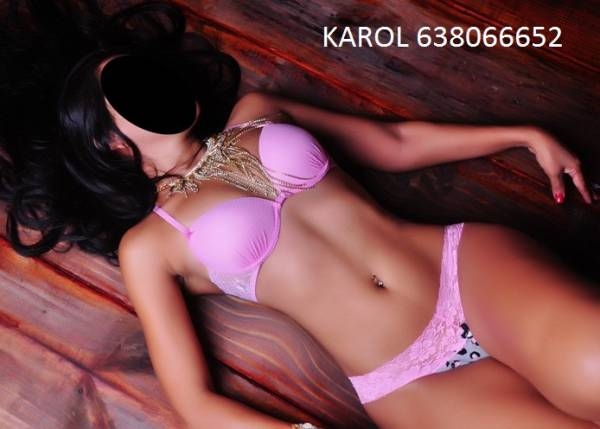 KAROL MORENA RADIANTE Y SEXI 638066652