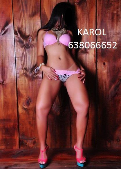 KAROL DOMINICANA ATRACTIVA Y SEXI 638066652