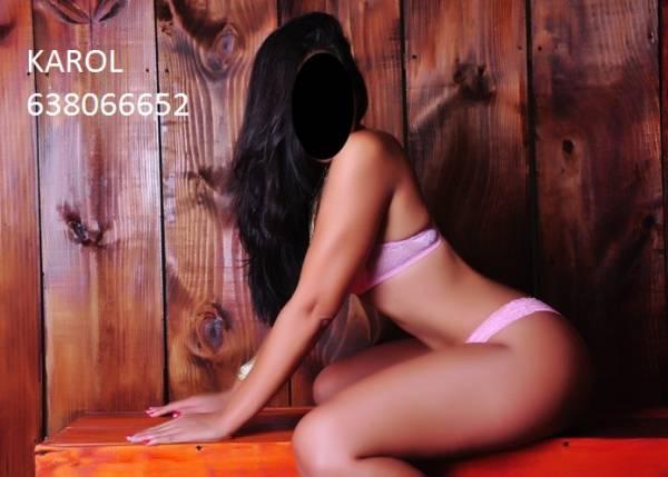 KAROL MORENA  POSTURITAS Y BELLA 638066652