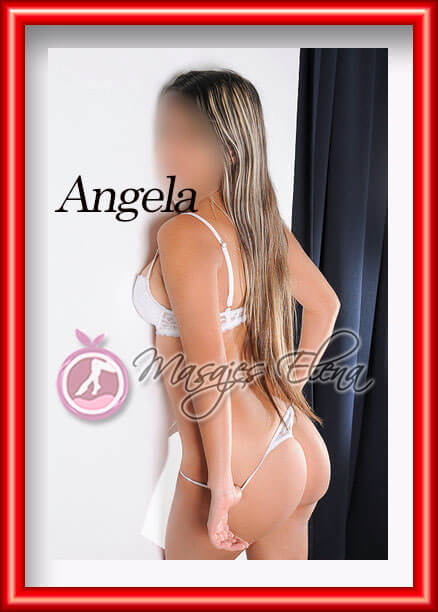 ARDIENTE COLOMBIANA DE CURVAS INOLVIDABLES…. ❤ANGELA❤ 691774941