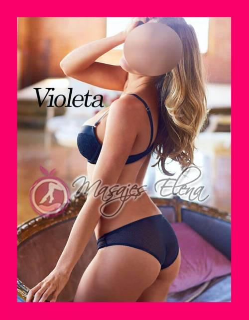 Bella Muñequita Rusa❤️VIOLETA❤️Exquisita Tentación [696682728] 696682728