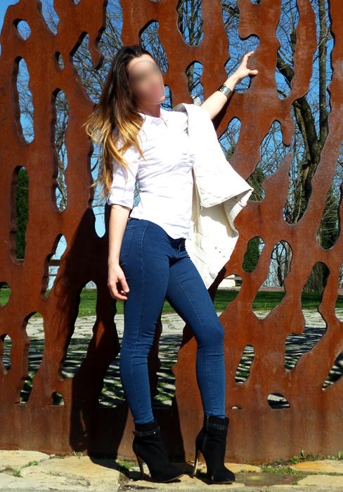 Cristina, todo estilo y encanto 667265923