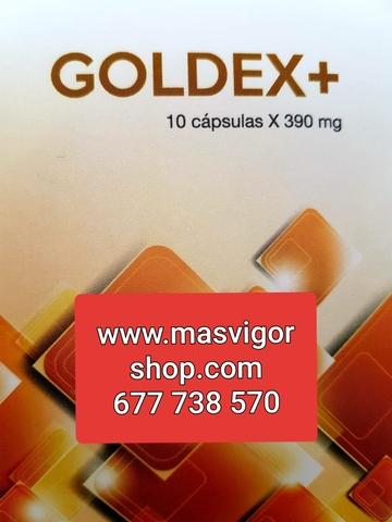 GOLDEX PLUS   ( POTENCIATE)  677738570