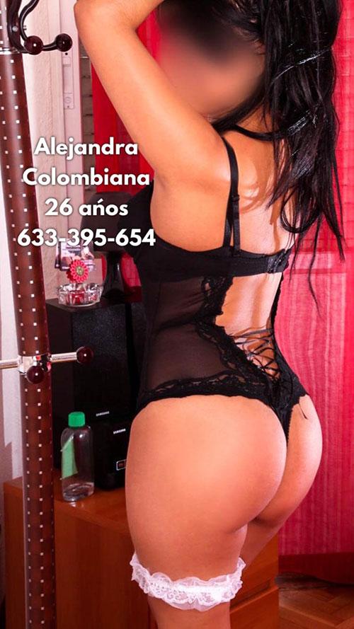 ALEJANDRA PRECIOSA COLOMBIANA TRAVIESA Y JUGUETONA  63339565