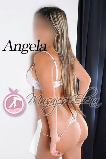 ANGELA..Déjate Llevar Por Mi Sensualidad Y Profesionalismo 691774941