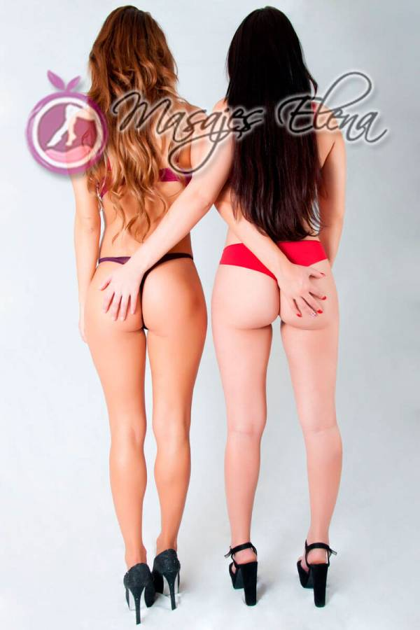 ⭐PLACER MUTUO – DOBLE RELAX – MASAJE 4 MANOS – {☏691.