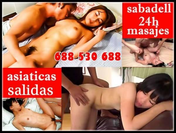 3  CHICAS MASAJES TODOS 30 EURO 24H 688530688