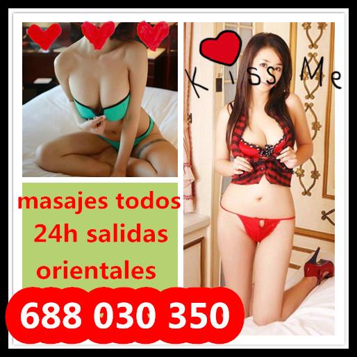 LAS CHICAS MASAJES TODOS 24H 688030350