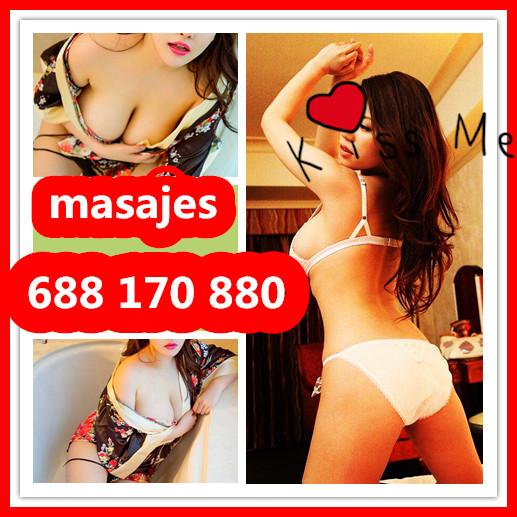 MASAJES SERVICIOS PARA TODOS 24H 688170880