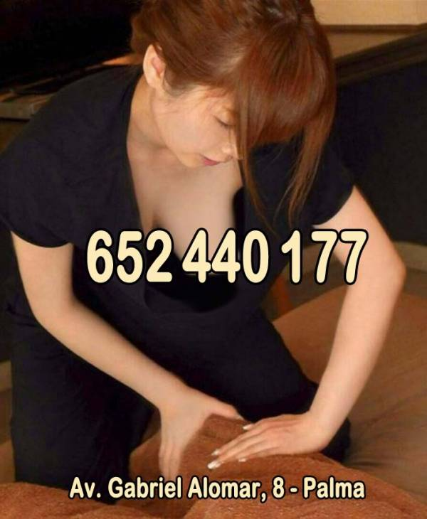 NUEVO CENTRO ORIENTAL DE MASAJE EN PALMA DE MALLOR 652440177