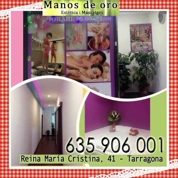 NUEVO CENTRO DE MASAJE ORIENTAL EN TARRAGONA 635906001