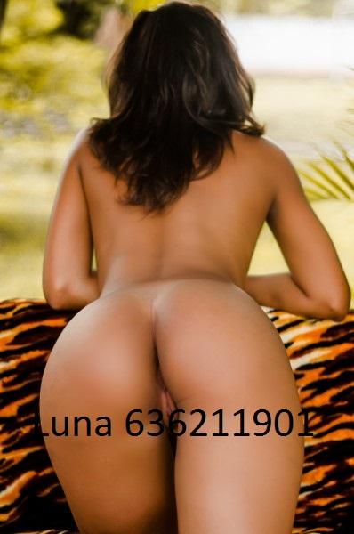 LUNA  ATREVIDA Y SENSUAL  ASI SOY  636211901