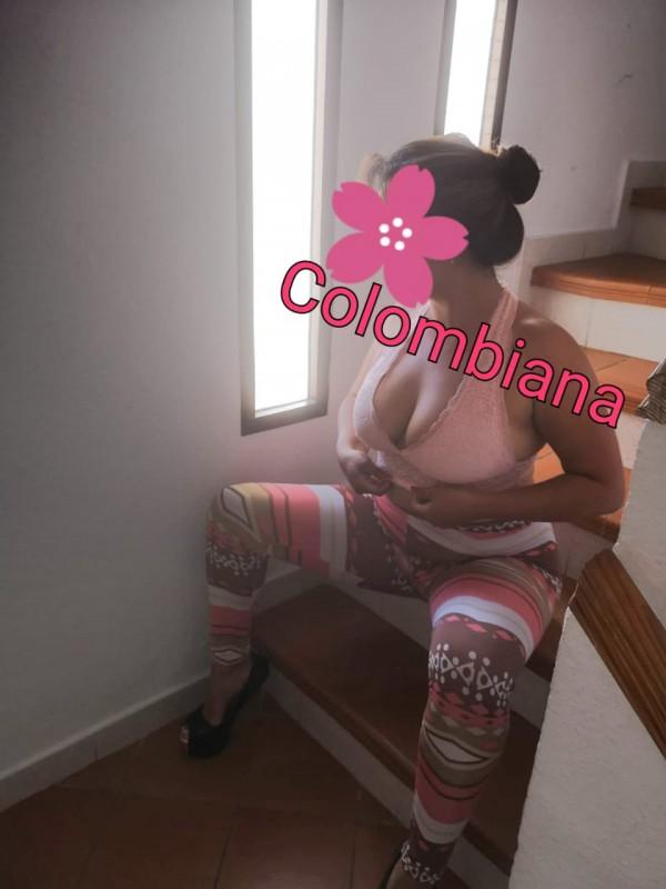 COLOMBIANA CACHONDA PIDE POLLA A GRITOS  650580190
