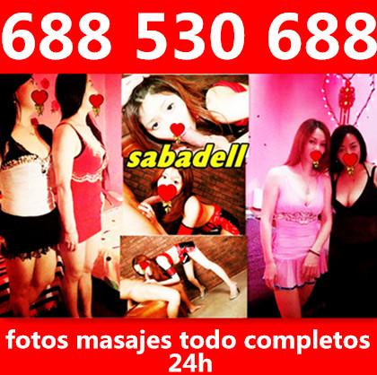 5CHICAS MASAJES TODOS 30 EURO 24HSALIDS 688530688