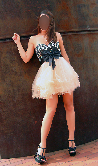Cristina, preciosa muñequita de blanca sonrisa! 667265923