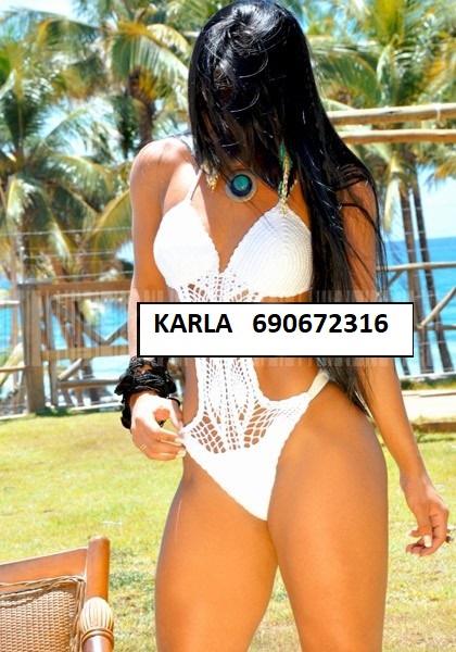 KARLA, MORENAZA EXTROVERTIDA Y MUY CAÑERA 650580190