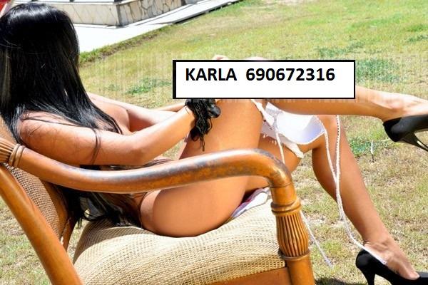 KARLA, LA REINA DEL SEXO 650580190