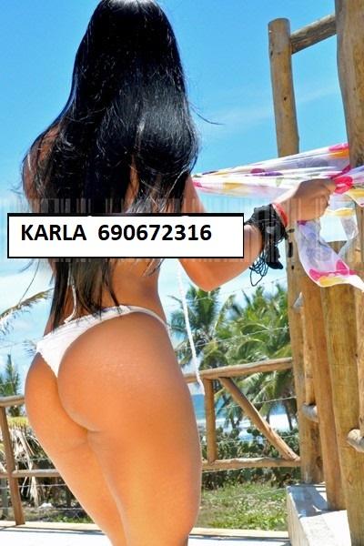 SOY KARLA LA REINA DEL SEXO 690672316