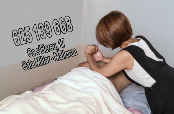 MASAJE ORIENTAL UNICO EN CALA MILLOR 625139668