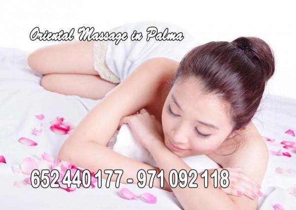 NUEVO CENTRO ORIENTAL DE MASAJES EN PALMA 652440177