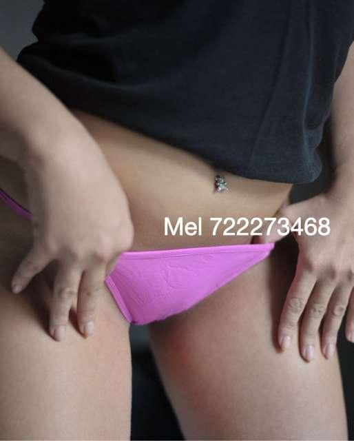 MEL , SEXY ESPAÑOLA DE PASO POR MADRID 722273468