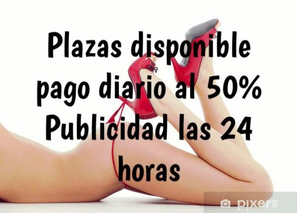 PLAZA DISPONOBLE 24 HORAS 633715057
